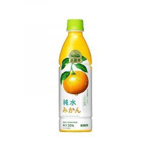 Kirin Koiwai Junsui Mikan Pure Water Orange
